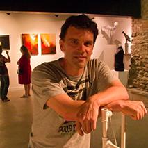Artist Joss Richer