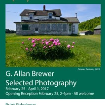 Selected Works by G. Allan Brewer